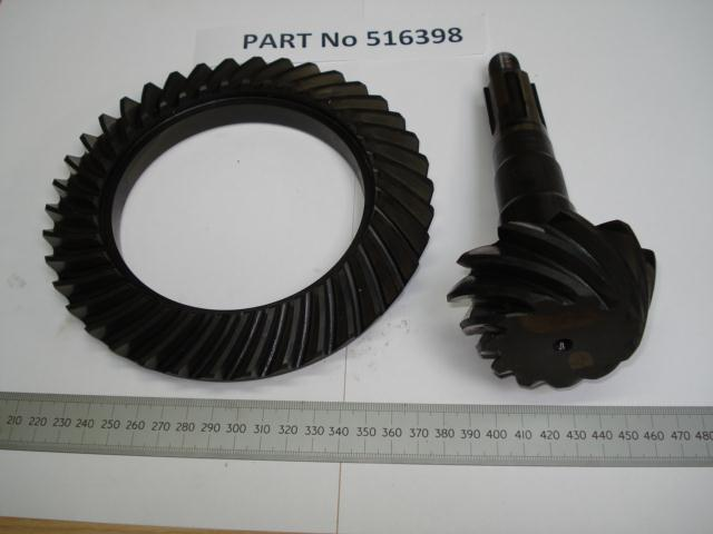 Crown Wheel Pinion KIT 38x11